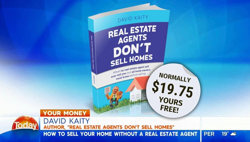 Real Estate Agents don't sell homes book